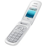 SAMSUNG Caramel [GT-E1272] - White (Merchant) - Handphone Gsm